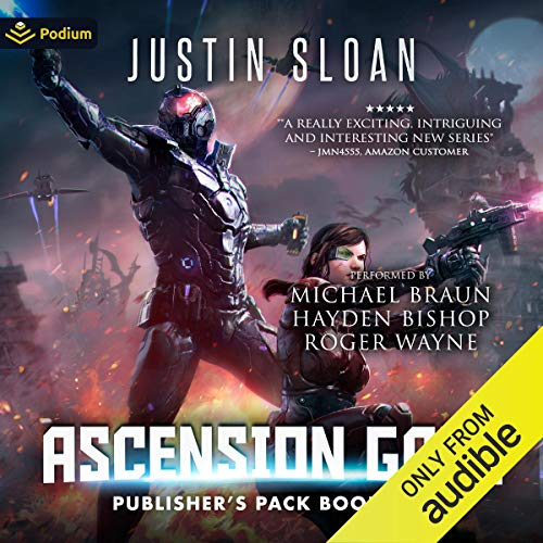 Ascension Gate: Publisher's Pack  By  cover art