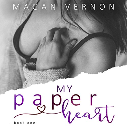 My Paper Heart audiobook cover art