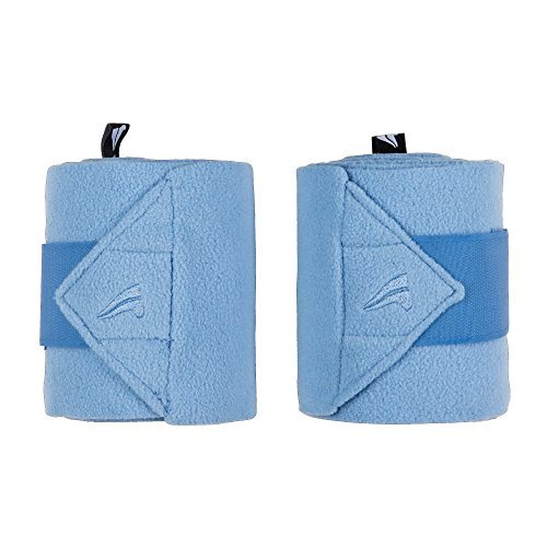 Euro-Star Fleece Bandage Set–Campanula blau