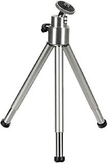 HAMA Mini Treppiede 3 sezioni (14-21 cm, 124 g), Argento