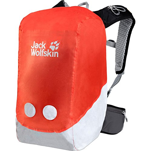 Jack Wolfskin Kids Raincover Safety 18-26L