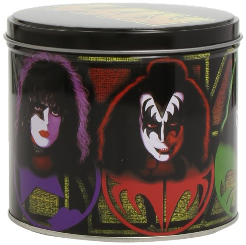 "Kiss ""Logo & Icons"" Gift Set"