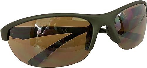 new arrival Foster wholesale high quality Grant Men's Driver Active Sport Sunglasses Semi-Rimless Black online