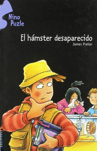 El hámster desaparecido: 1 (Nino Puzle)