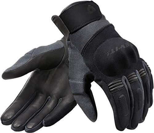 Revit Mosca H2O Guantes de moto Negro / Antracita L