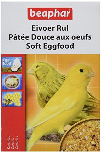 Beaphar - Pâtée douce aux œufs, complément alimentaire - oiseau - 150 g