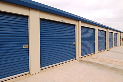 Check Out This DuroDOORS Janus 10'x10' Self Storage 750 Series Wind Rated Steel Roll-Up Door