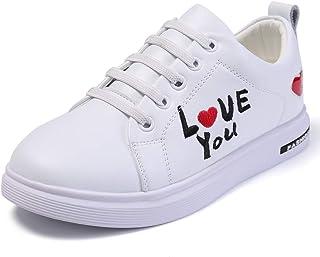 570c40a6 Zapatillas de Tenis para niñas, Harpia Adolescentes niños Lindo Casual de  bajo-Top Entrenadores