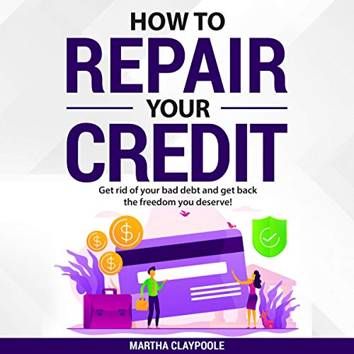 Couverture de How to Repair Your Credit