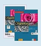 Aspekte neu b2.2 alumno y ejercicios + licencia digital: Mittelstufe Deutsch. Lehr- und Arbeitsbuch mit Audios inklusive Lizenzcode für das Lehr- und Arbeitsbuch mit interaktiven Übungen Teil 2