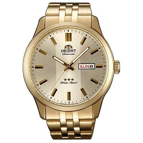 Orient Uhr Herren Gold