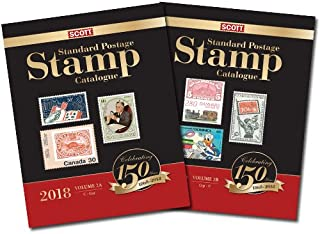Scott 2018 Standard Postage Stamp Catalgoue, Volume 2: Countries of the World C-F (Scott Standard Postage Stamp Catalogue)