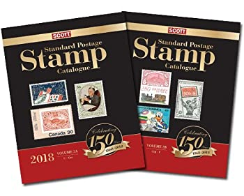Scott 2018 Standard Postage Stamp Catalgoue, Volume 2: Countries of the World C-F: Scott 2018 Volume 2 Catalgoue Countries of the World C-F 0894875337 Book Cover