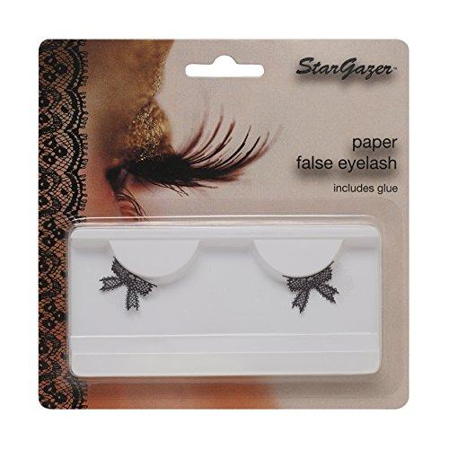 Stargazer Paper Eye Lash, Bow