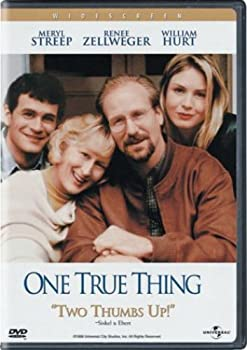 DVD One True Thing Book