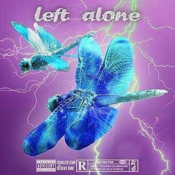 LEFT ALONE (feat. Desert Igre)