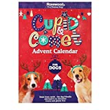 Rosewood Cupid and Comet Christmas Advent Treat Calendar for Dogs