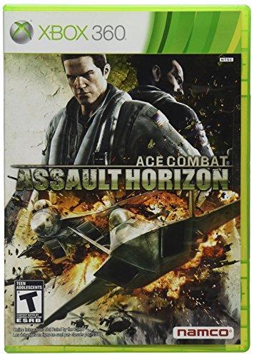 Namco Bandai Games Ace Combat: Assault Horizon, Xbox 360 Xbox 360 Inglés vídeo - Juego (Xbox 360, Xbox 360, Simulación, Modo multijugador, T (Teen))