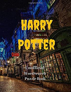 harry potter unofficial word search puzzle book: from J.K Rowling's magical books and films including Hogwarts, the characters you love, spells, actors and more in this Puzzle Book