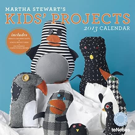 Martha Stewarts Kids Projects Calendar