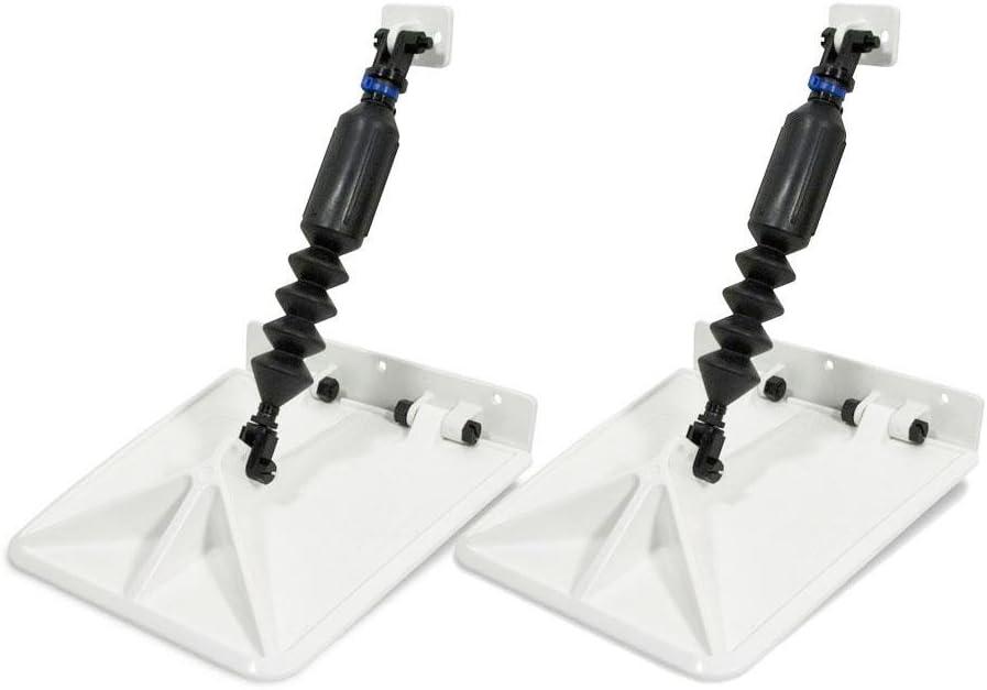 Nauticus Smart Tabs SX 9.534; x 1034; w/60lb Actuator - White