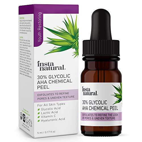 Insta Natural - Advanced Glycolic AHA Chemical Peel 30% - 5ml