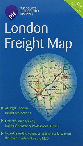 Essential-LKW-Treiber-Guide-und-Karte-fuer-London