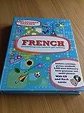 French Language Learner & CD (Hardback)