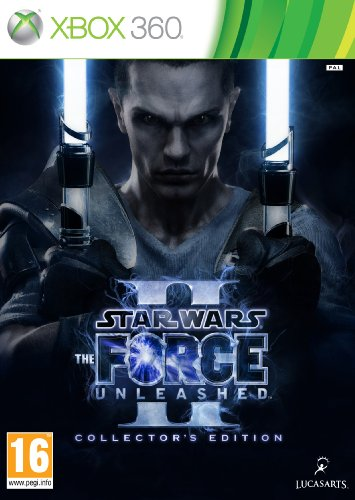 Star Wars : The Force Unleashed II -édition collector [import anglais]