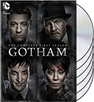 Gotham: The Complete First Series [DVD]