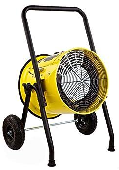 Dr Heater DR-PS11524 Salamander PS11524 Yellow