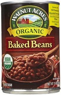 Walnut Acres Organic Baked Beans, 15 oz, 3 pk by Walnut Acres