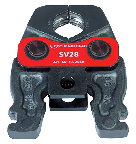 Rothenberger Pressbacken Compact SV28, 1 Stück, 015265X
