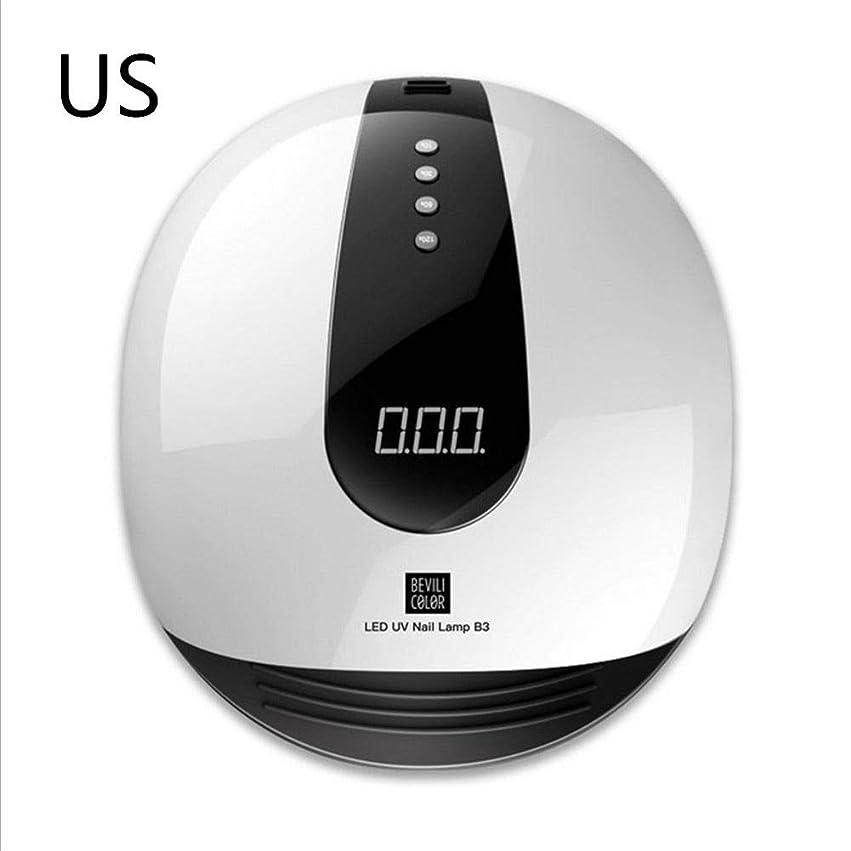 周波数お酢メロンSAILUN ネイルドライヤー ネイルセンサーライト LEDUVランプ ネイル塗装 LED UVジェル/ジェネレーター/LEDジェルの乾燥に適用 80W4タイマー設定 動的赤外線センサーシステム 操作が簡単 低発熱量 二重光源(365 + 405nm)