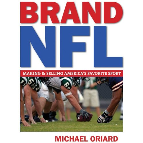 Brand NFL audiobook cover art