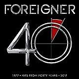 Foreigner: 40 [Vinyl LP] (Vinyl (Compilation))
