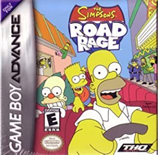 The Simpsons Road Rage (Renewed)