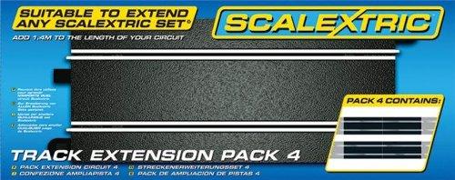Scalextric - SCA8526 - Véhicule Miniature - Pack de 4 X REF C8205