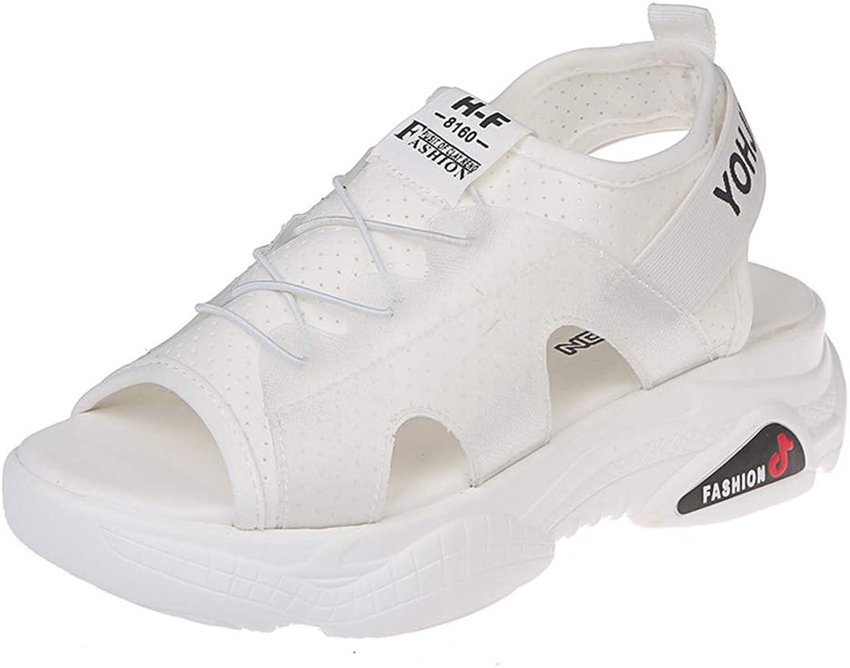 ALLAK Women's Bold Slingback Flat Sandals
