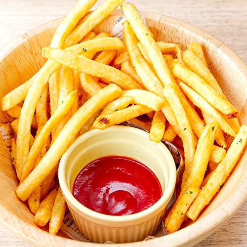 フライドポテト 1㎏×4袋 シュースト 冷凍 料理店でも使われる業務用 ポテト ポテトフライ