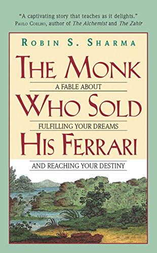 Monk Who Sold His Ferrari