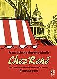 Musica Francesa - Chez Rene (Franzoesische Musette Musik) para Acordeon (Maquet)