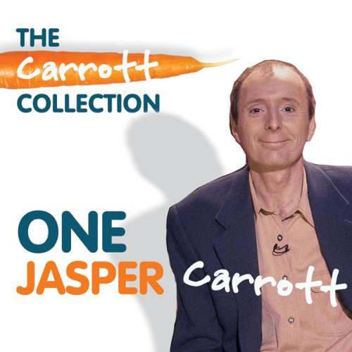 One Jasper Carrott audiobook cover art