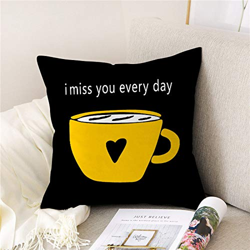 Hugging pillowcase home sofa cushion pillowcase linen peach skin pillow household items The for Christmas, Halloween