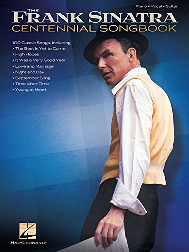 Frank Sinatra - Centennial Songbook (Piano/Vocal/guitar Artist Songbook)