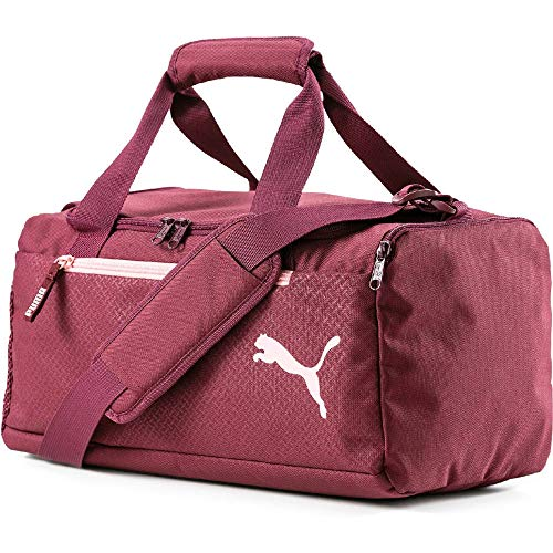 PUMA Unisex– Erwachsene Fundamentals Sports Bag XS Sporttasche, Vineyard Wine, OSFA