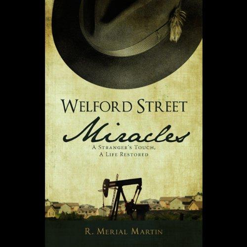 Welford Street Miracles audiobook cover art