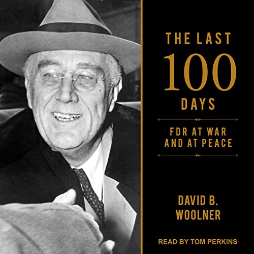 The Last 100 Days audiobook cover art