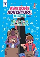 Awesome Adventure Level 3 Back to Save the Earth! Book 2 MP3 Audio Download (QRコード付き)