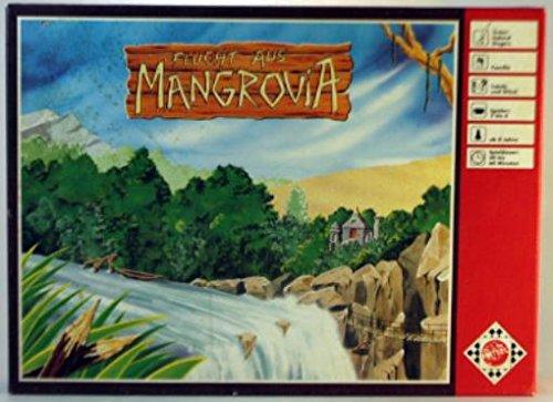Flucht aus Mangrovia [Brettspiel].